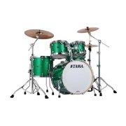 Tama Starclassic Performer B/B 4-Piece Shell Kit Vintage Green Sparkle