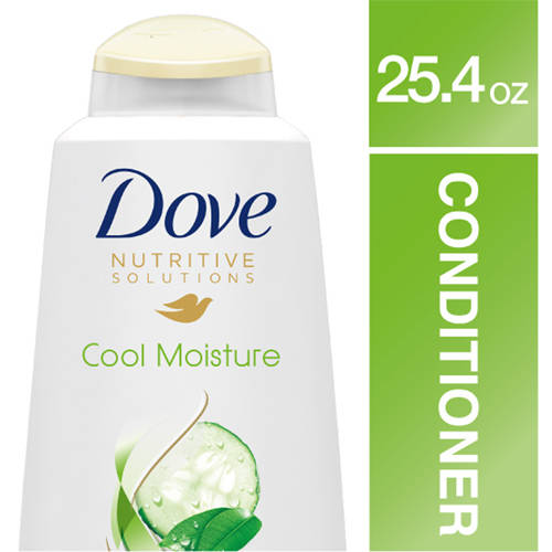 Dove Cool Moisture Conditioner, 25.4 fl oz