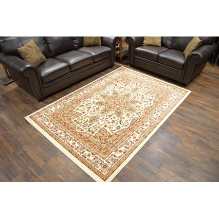 Rug Legend MILANO Traditional Floral 5x8 5x7 Area Rug Persian Oriental 983