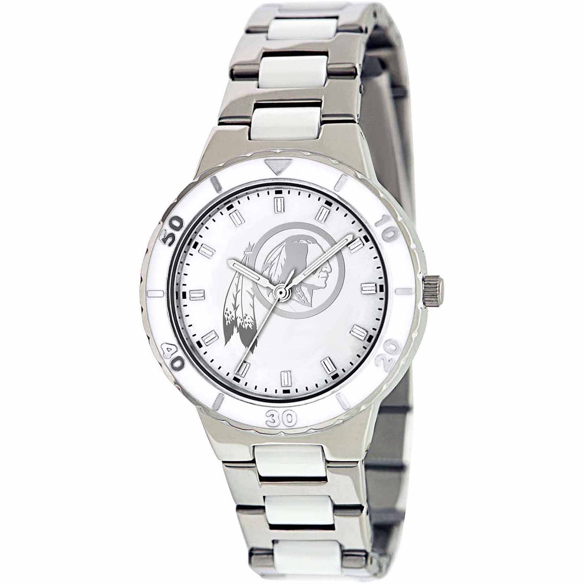 Game Time NFL Women's Washington Redskins Pearl Series Watch