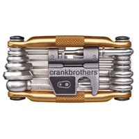 Multi Bicycle Tool (19-Function, Gold)
