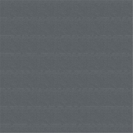 Top Gun 783 Acrylic Coated Flame Retardant Polyester Fabric, Silver Grey ()