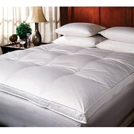Luxury Down-Top Goose Featherbed