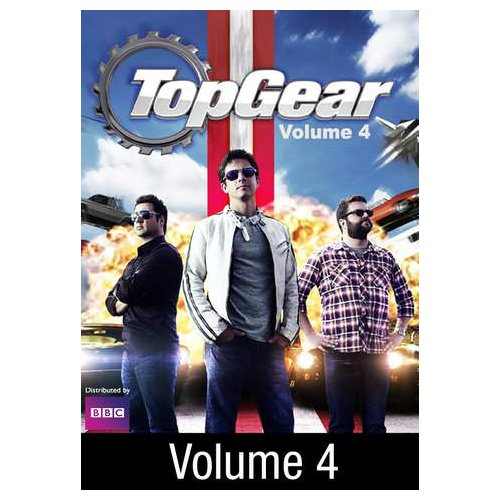 Top Gear [US]: Volume 4 (2012)