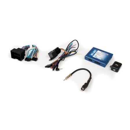 Pac Rp5 Gm32 All In One Radio Replacement And Steering Wheel Control Interface  For Select Gm Vehicles With Onstar