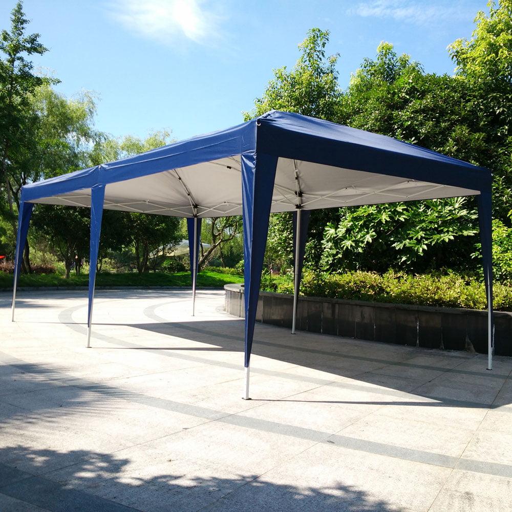 Ktaxon 10'X 20' Pop UP Wedding Party Tent Folding Gazebo Canopy Car Tent w/ Carry Case