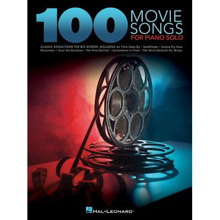 100 Movie Songs for Piano Solo (Other) - Halloween Movie Theme Song Ringtone