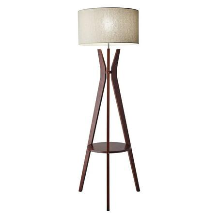 (Adesso Bedford Shelf Floor Lamp)