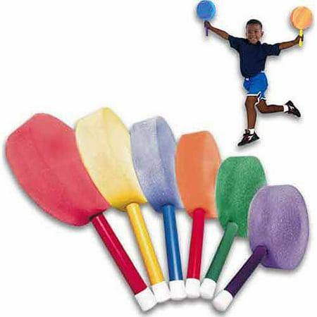 Color My Class Foam Lollipop Paddles