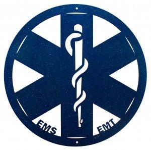 EMT Paramedic 24 Inch Scenic Sign - image 1 de 1