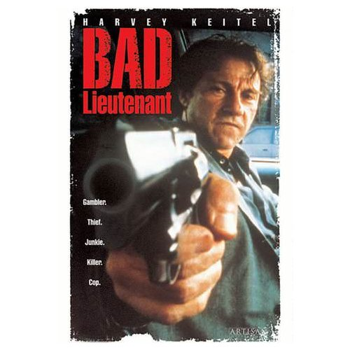 Bad Lieutenant (R-Rated) (1992)
