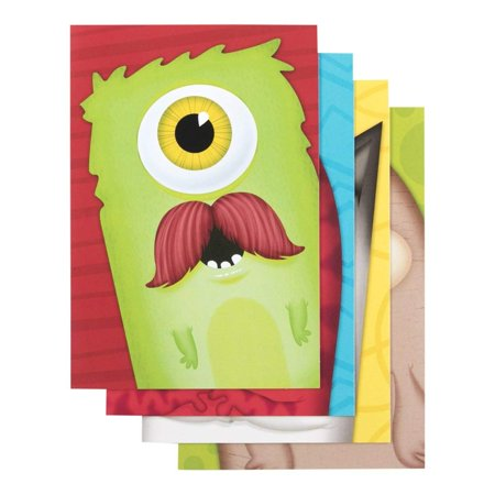 DaySpring Birthday Boxed Greeting Cards w Embossed Envelopes - U-NEEKS, 12 Count (Dayspring Birthday Cards)