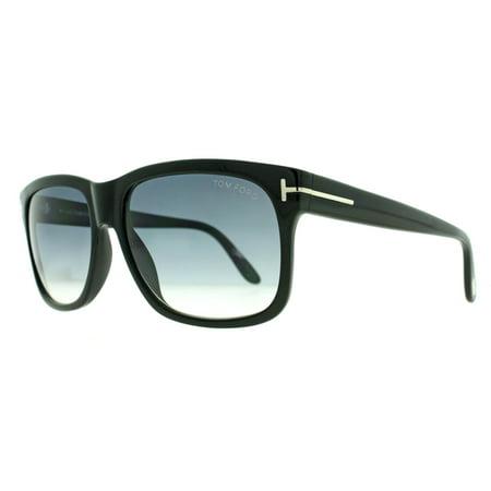ab2151f82c Tom Ford - Tom Ford FT0376 Barbara 02N - Black Gradient Havana Tom Ford  58-16-145 mm Sunglasses Men - Walmart.com