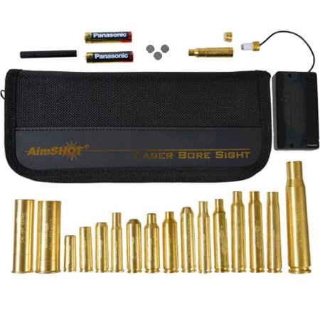 Aimshot  Kt Master Red Laser Bore Sight Rifle Master Kit