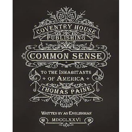 Common Sense - image 1 of 1