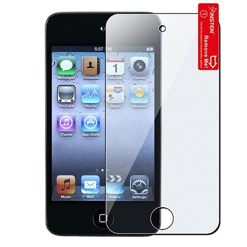 Insten 5x Clear LCD Screen Protector Cover Guard Film for iPod Touch 4G 4th Gen itouch