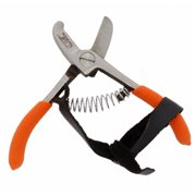 Zenport H325 Fruit Shears with Strap Avocado Clippers Forged Stainless