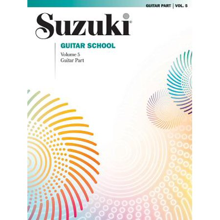 Suzuki Guitar School : Guitar Part - Inserts Guitar Part