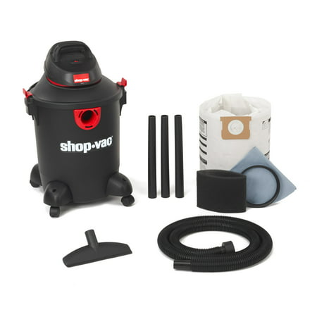 Shop Vac 598-52-00 10 Gallon 4.0 Peak HP Wet/Dry Vacuum