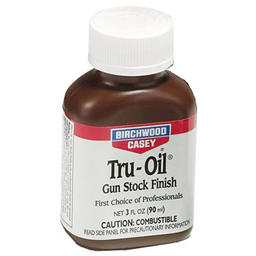 BW Casey Tru Oil Stock Finish, 3 oz