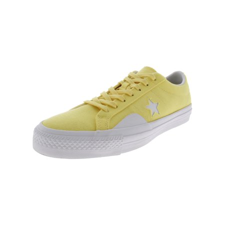 Converse Mens One Star Pro Ox Canvas Athletic Skate Shoes ()