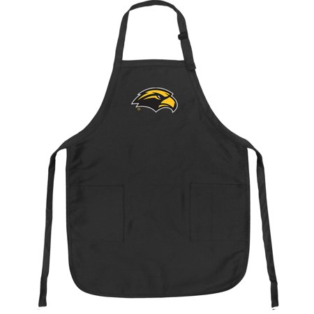 Broad Bay Southern Miss Apron DELUXE USM Southern Miss APRONS for Men or Women - Grilling, Kitchen, or Tailgating