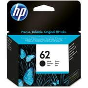 HP 62 Ink Cartridge, Black (C2P04AN)