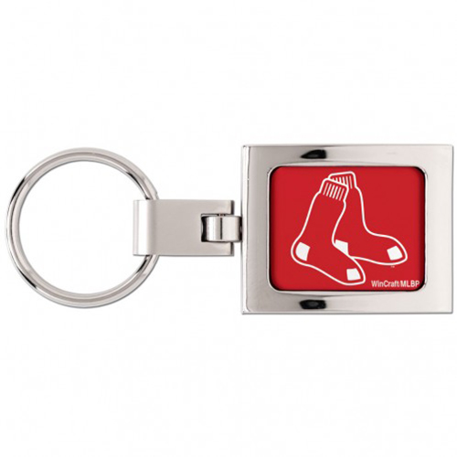 Boston Red Sox WinCraft Premium Metal Key Ring - No Size