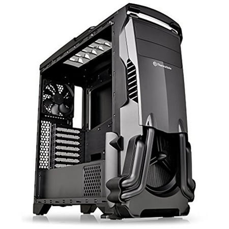 Thermaltake Versa N24 Mid Tower ATX Gaming Desktop Computer Chassis -
