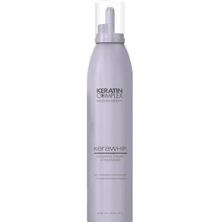 Kerawhip Hydrating Cream Conditioner By Keratin - 8.5 Oz Hair Spray
