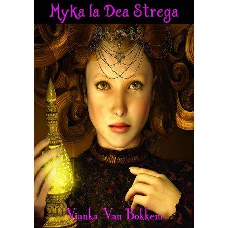 Myka - La Dea Strega - eBook](La Strega Di Halloween)