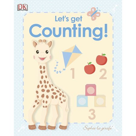 Lets Get Counting (Board Book)