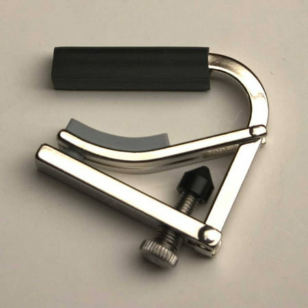 Shubb Banjo Capo - Shubb C5 Capo for Banjo - Nickel