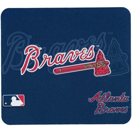 Atlanta Braves Mat - Atlanta Braves 3D Mouse Pad - No Size