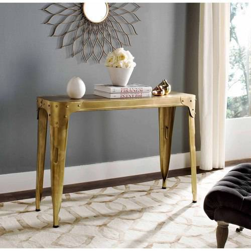 Safavieh Classic Iron Coffee Table, Multiple Colors