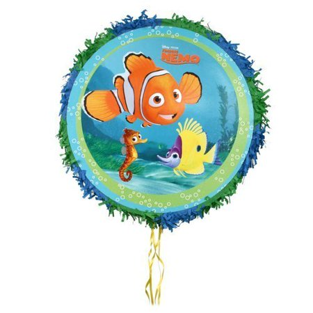 Finding Nemo Pinata This Disney Pixar Finding Nemo Pinata is a fun and safe game for your party.