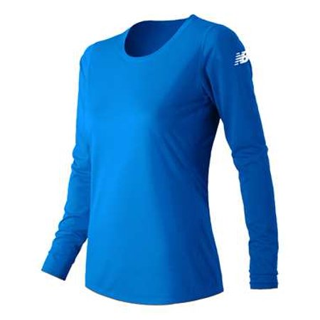 Womens Performance Long Sleeve T-Shirt - Style# WT81037P - image 1 of 1
