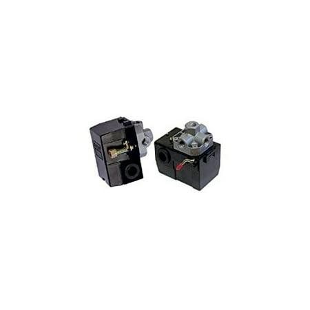 Superior Electric LF10-4H-HP Pressure Switch for Hitachi compressors on
