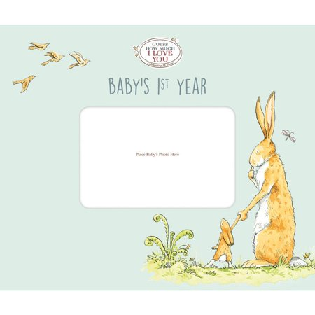 Vista Stationery & Print Ltd,  Guess How Much Babys 1st Year Wall