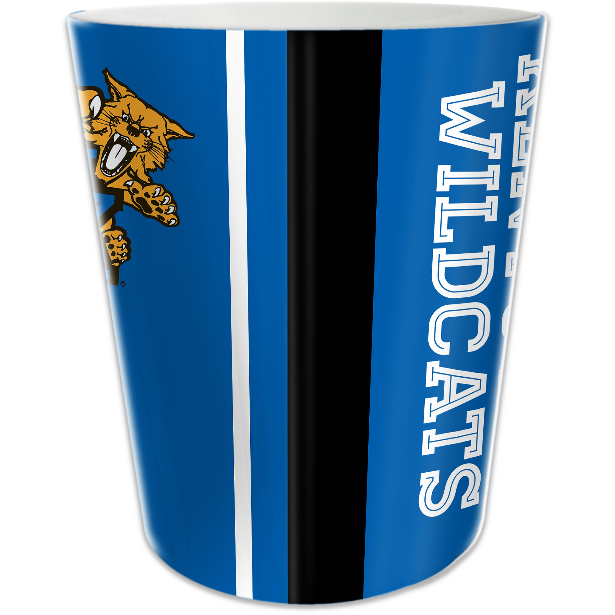 NCAA University of Kentucky Decorative Bath Collection - Wastecan