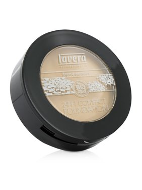 Lavera - 2 In 1 Compact Foundation - # 01 Ivory -10g/0.3oz