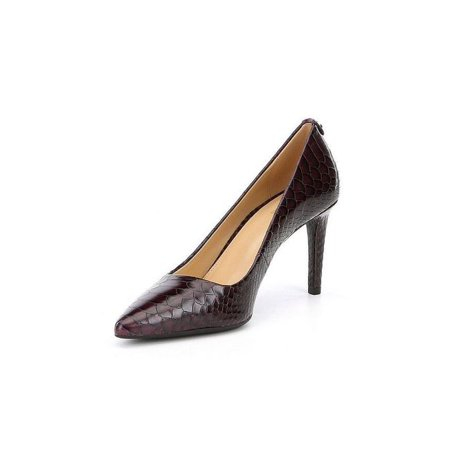 1a2598ddf583 Michael Kors - Michael Kors Womens Dorothy Flex Pumps Leather Pointed Toe  Classic Pumps - Walmart.com