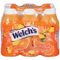 Welch's Orange Pineapple Juice, 10 Fl. Oz., 6 Count
