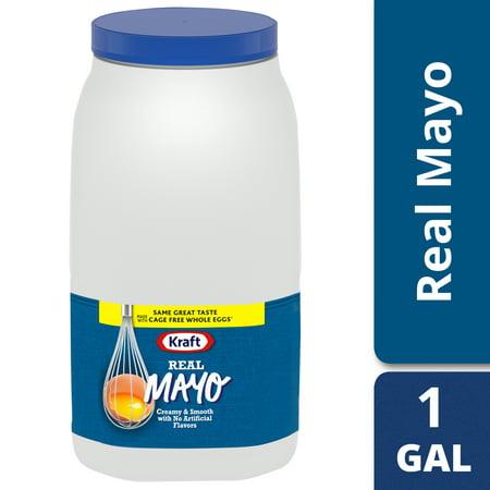 Kraft Mayonnaise Calories - Kraft Real Mayo, 1 ga Jug
