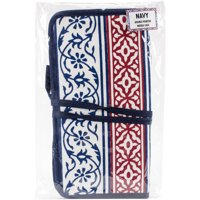 """Knitter's Pride Navy Double Pointed Needle Case 6-8""""-"""