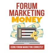 Forum Marketing Money - eBook