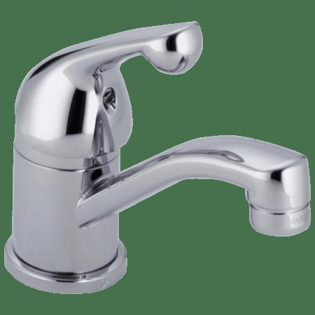 Faucet Less Pop (Delta-570-WF Single Handle Centerset Specialty Faucet - Less Pop-Up,)