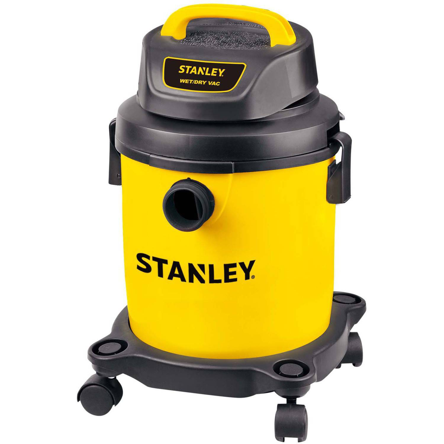 Stanley 2.5-gallon, 4-peak horse power, wet dry vacuum