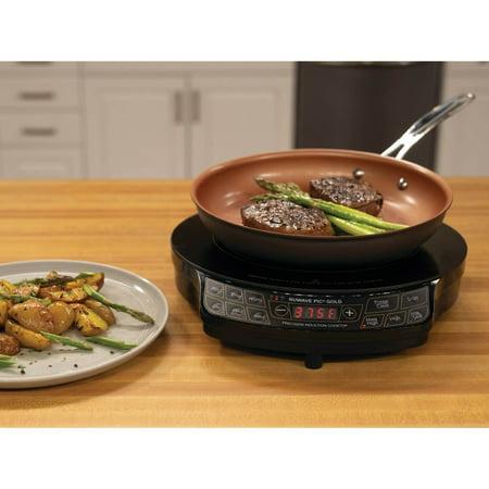 Nuwave Pic Gold 1500 Watt Precision Induction Cooktop W 10 5 Inch Frying Pan Walmart Canada
