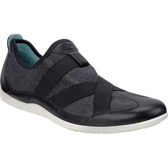 02cbc2fd0a20 The removable microfiber-covered inlay sole with ECFS offers comfort for a  stress-free foot. Women s ECCO Bluma Slip-On